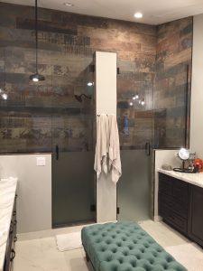 Custom Frameless Glass Shower and Tub Enclosures Phoenix Arizona