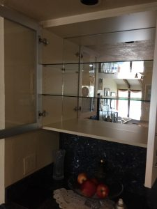 Hutch Glass Shelving and Inserts Phoenix Arizona