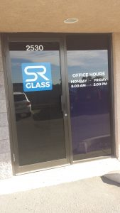 SR Windows & Glass and Mirror Shop Phoenix AZ