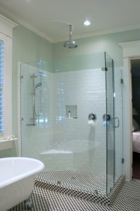 Frameless Glass Shower Enclosure Door Replacement Phoenix AZ