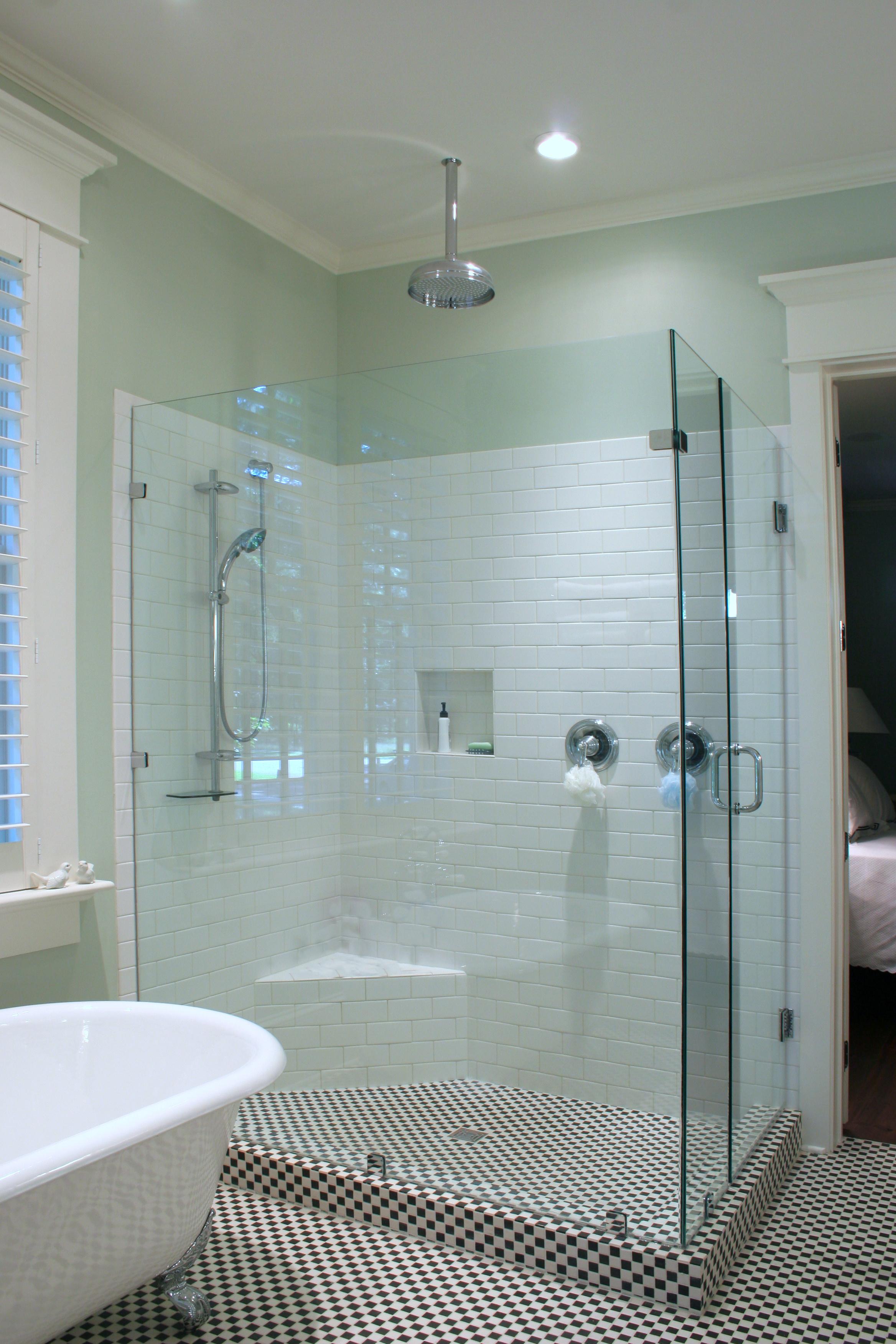 Glass Shower Door & Tub Enclosures Phoenix AZ | SR Windows & Glass