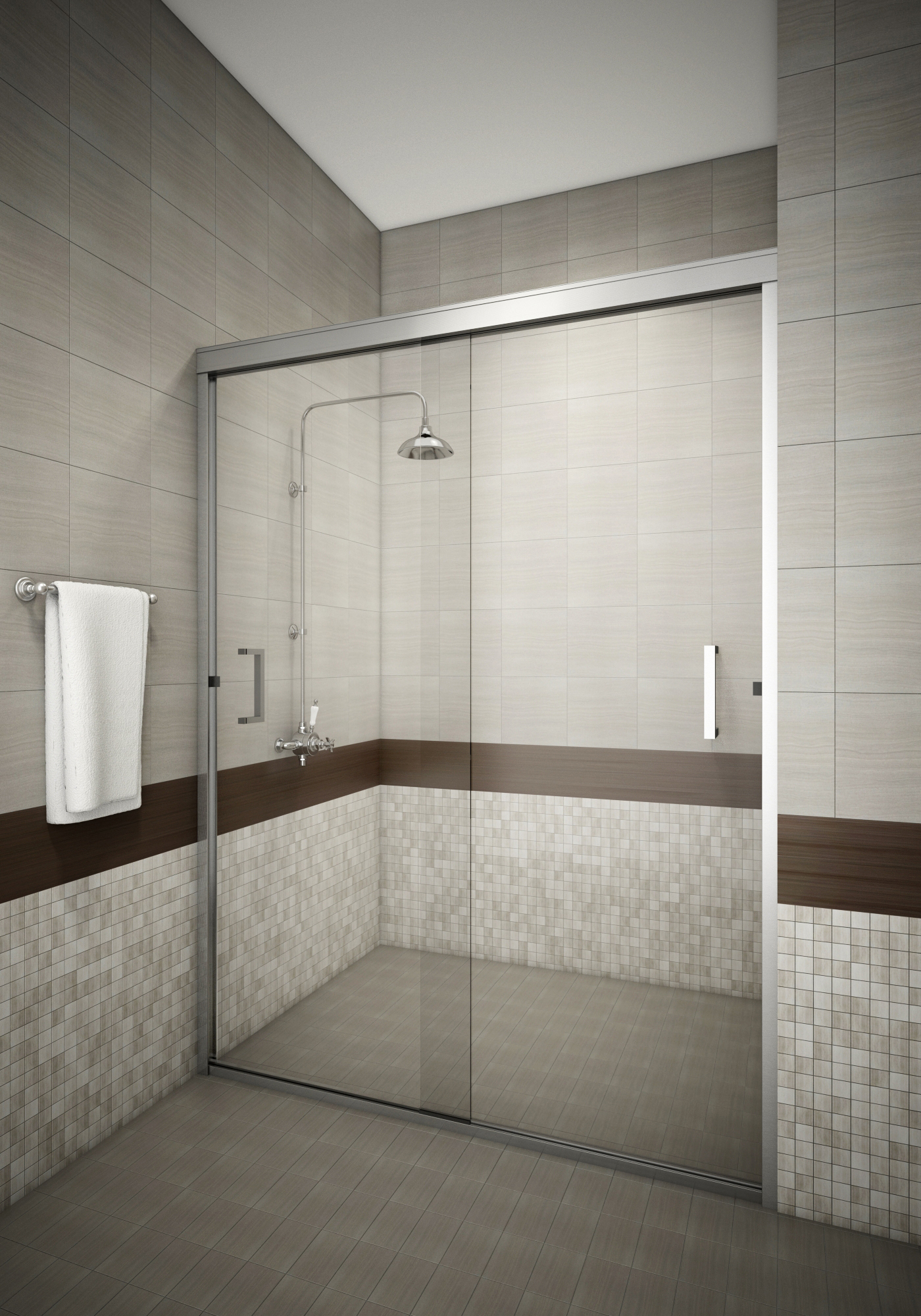 Glass Shower & Tub Enclosures in Phoenix | SR Windows & Glass